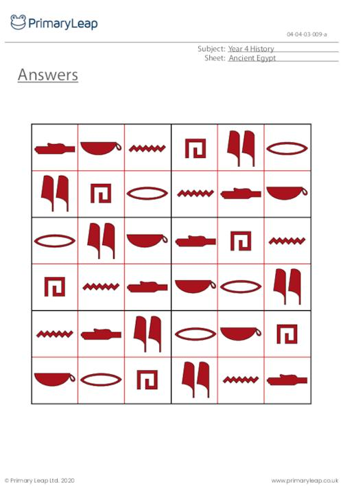 Egyptian Sudoku