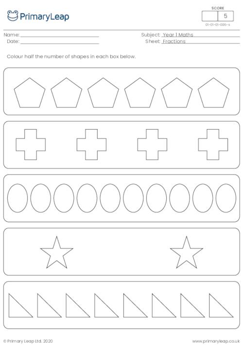 Year 1 Printable Resources & Free Worksheets For Kids PrimaryLeap.co.uk