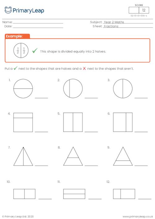 Fractions (2)