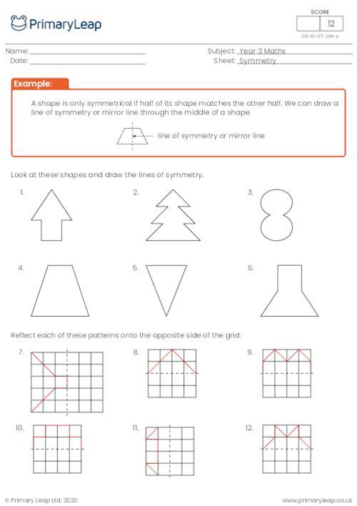 Symmetry (intermediate)