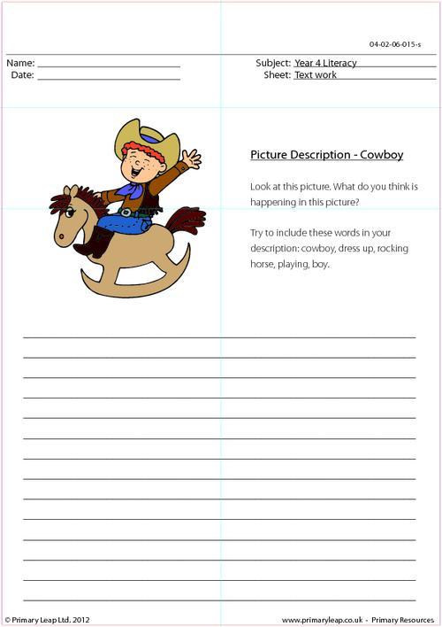Picture description - Cowboy