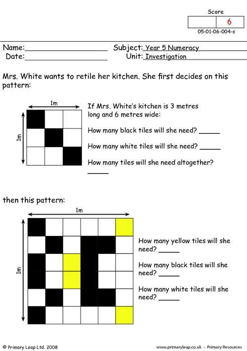 Investigation 4