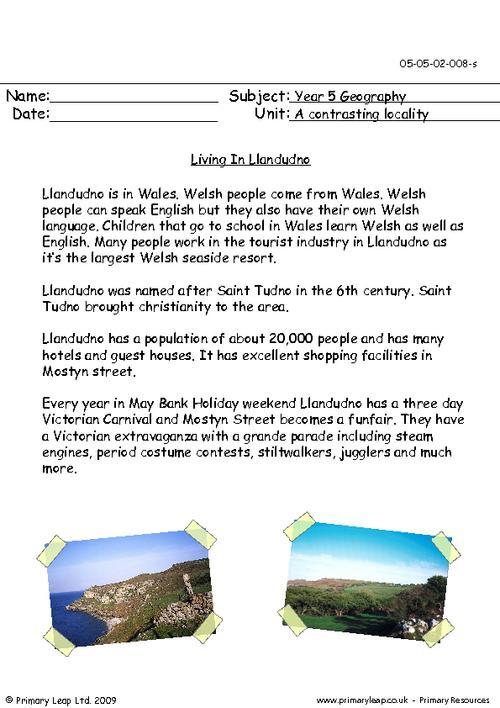 Living In Llandudno