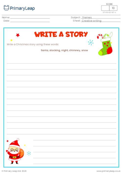 Write a Christmas story