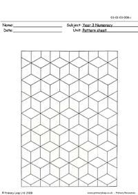 Pattern sheet 2