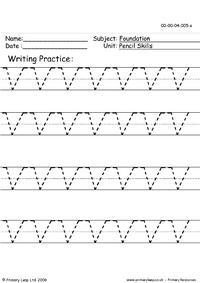 Pencil skills 5