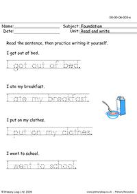 Read & Write 3