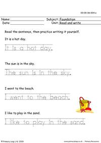 Read & Write 4