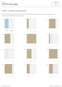 Decimals - Tenths