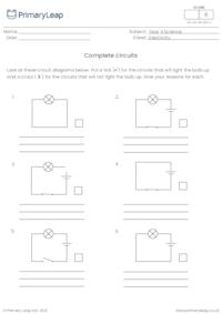 Complete circuits