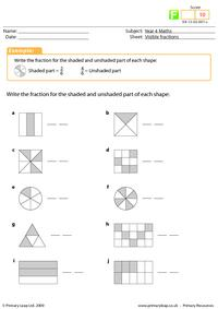 Visible fractions