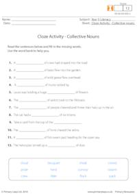 Collective Nouns 2