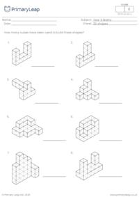 3D - shapes 1