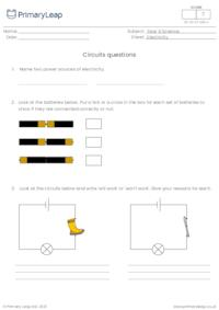 Circuit questions