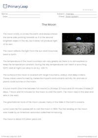 Moon comprehension