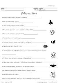 Halloween trivia (hard)