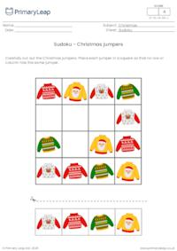 Sudoku - Christmas Jumpers