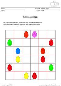 Easter - Sudoku 3