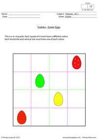 Easter - Sudoku 4