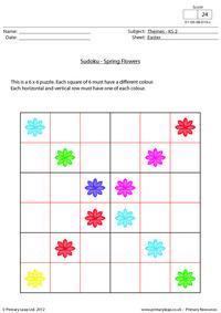 Easter - Sudoku 5