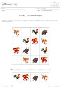 Sudoku - Chinese New Year