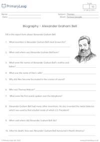 Biography - Alexander Graham Bell