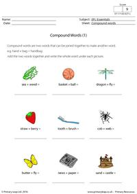 EFL - Compound Words (1)
