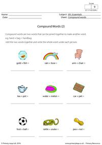 EFL - Compound Words (2)